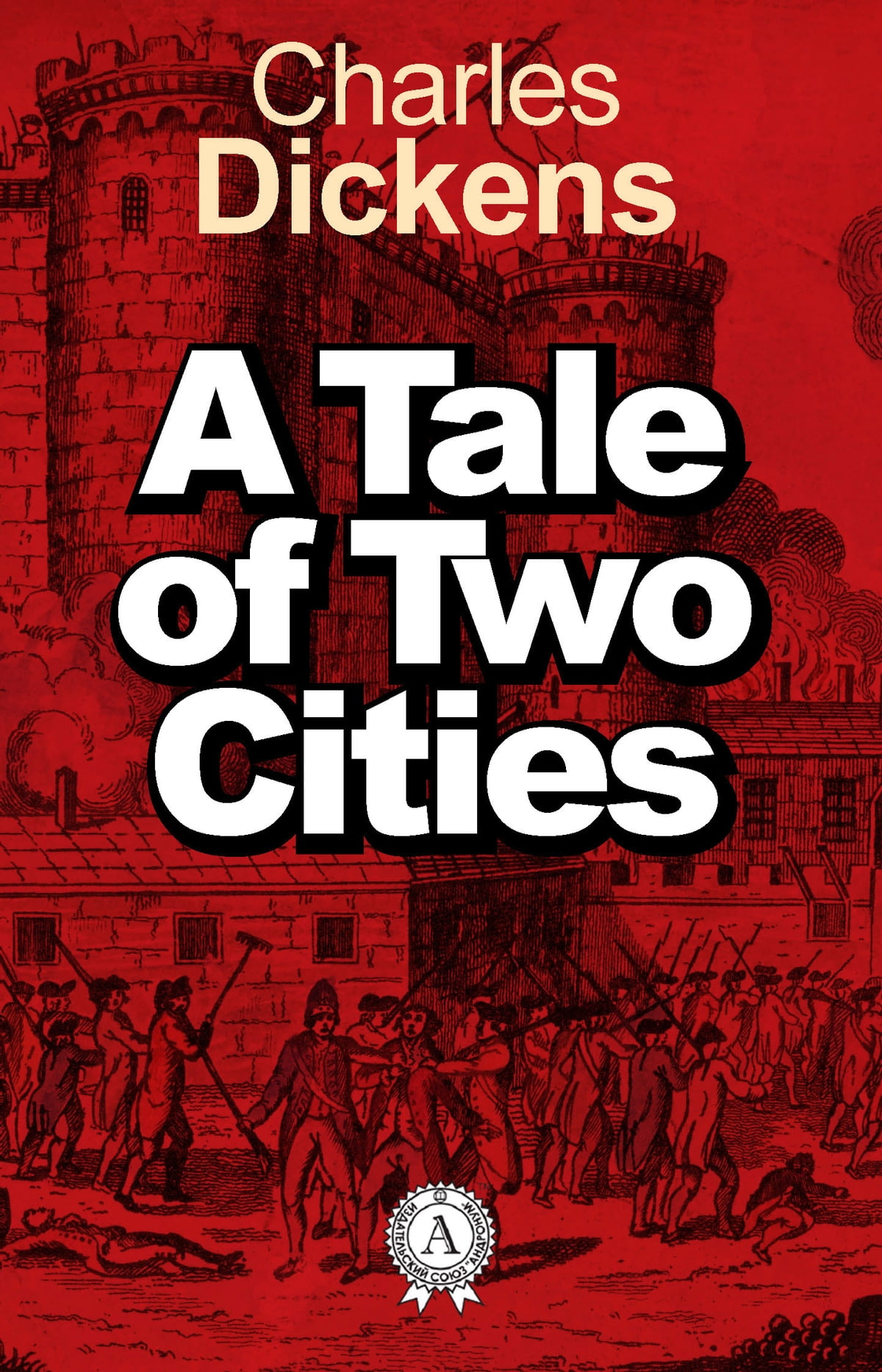 A Tale of Two Cities ebook by Charles Dickens - Rakuten Kobo