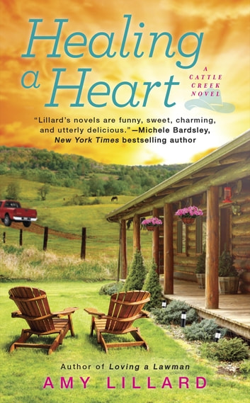 Healing A Heart ebook by Amy Lillard