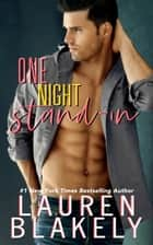 One Night Stand-In ebook by