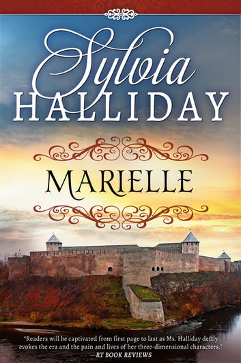 Marielle - The French Maiden Series - Book One ebook by Sylvia Halliday
