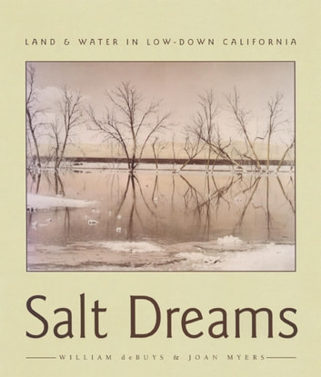 Salt Dreams - Land & Water in Low-Down California ebook by William deBuys,Joan Myers