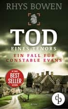 Tod eines Tenors eBook by Rhys Bowen