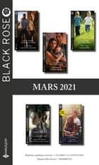 Pack mensuel Black Rose : 11 romans (Mars 2021) ebook by