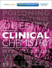 Clinical Chemistry - With STUDENT CONSULT Access ebook by William J. Marshall,Márta Lapsley,Stephen K. Bangert