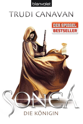 Sonea 3 - Die Königin - Roman ebook by Trudi Canavan