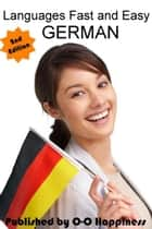 Languages Fast and Easy ~ German ebook by O-O Happiness