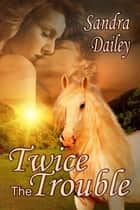 Twice the Trouble ebook by Sandra  Dailey