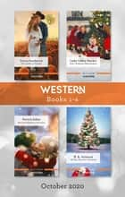 Western Box Set 1-4 Oct 2020/The Cowboy's Promise/Four Christmas Matchmakers/Mountain Mistletoe Christmas/All They Want for Christmas ebook by Teresa Southwick, M. K. Stelmack, Cathy Gillen Thacker,...