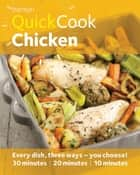 Hamlyn QuickCook: Chicken - From spicy and quick to easy and classic recipe ideas ebook by