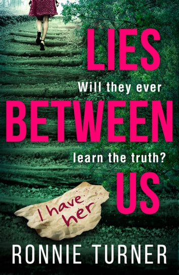 Lies Between Us ebook by Ronnie Turner