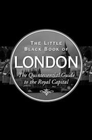 The Little Black Book of London, 2012 Edition ebook by Vesna Neskow
