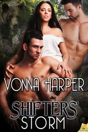 Shifters' Storm ebook by Vonna Harper