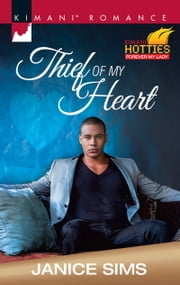 Thief Of My Heart ebook by Janice Sims