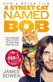 A Street Cat Named Bob - How one man and his cat found hope on the streets ekitaplar by James Bowen