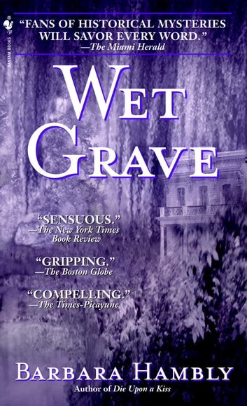 Wet Grave 電子書 by Barbara Hambly
