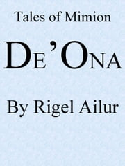 De'Ona ebook by Rigel Ailur