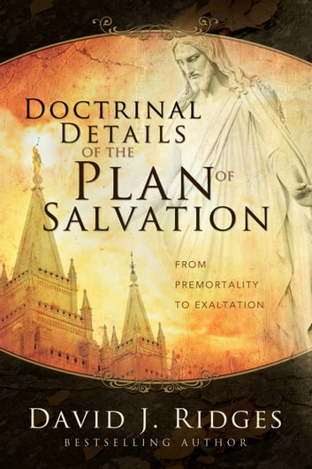 Doctrinal Details of the Plan of Salvation - From Premortality to Exaltation ebook by David J. Ridges