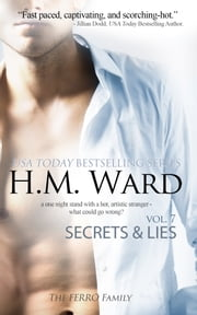 SECRETS & LIES 7 (The Ferro Family) ebook by H.M. Ward