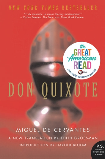 Don Quixote ekitaplar by Miguel de Cervantes,Edith Grossman