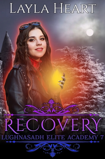 Recovery ebook by Layla Heart