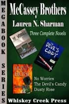 The Mccassey Brothers Trilogy Megabook ebook by Lauren N Sharman