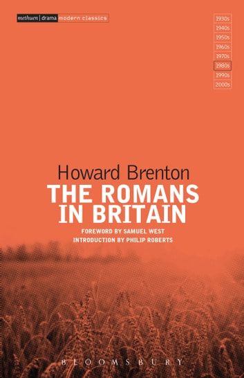 The Romans in Britain ebook by Mr Howard Brenton