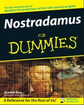 Nostradamus For Dummies ebook by Scarlett Ross