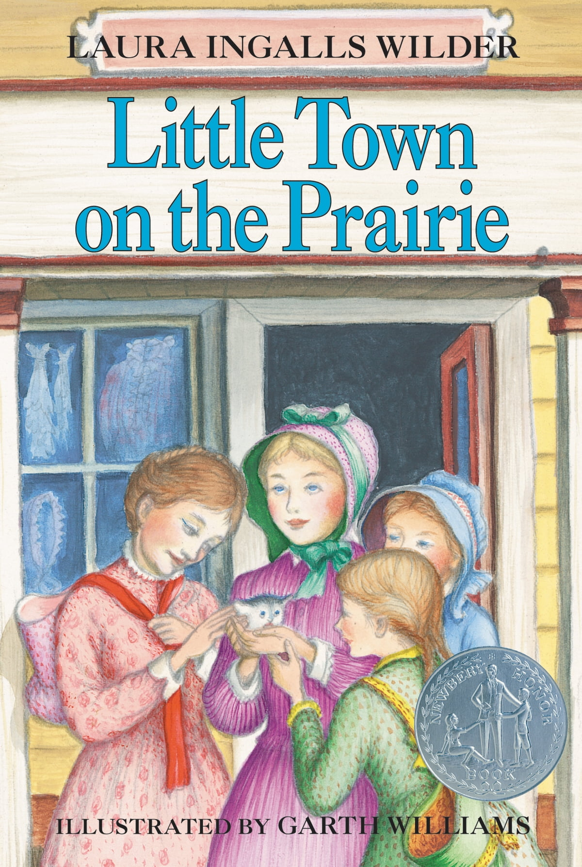 Little Town On The Prairie Ebook By Laura Ingalls Wilder  9780062484093   Kobo