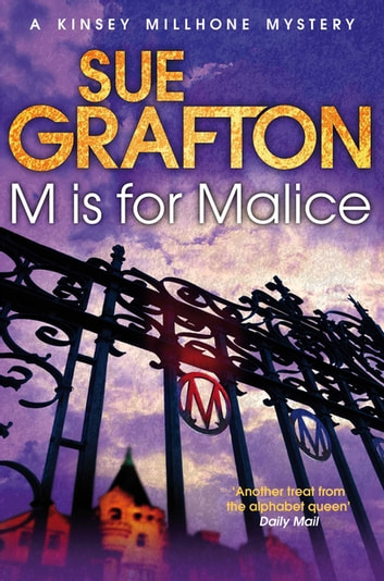 M is for Malice ebook by Sue Grafton