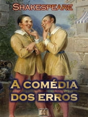 A Comédia dos Erros ebook by William Shakespeare