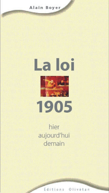 La loi 1905 ebook by Alain Boyer
