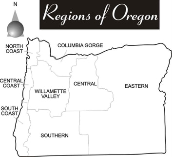 Oregon & Washington: A Guide to the State & National Parks ebook by Barbara Sinotte