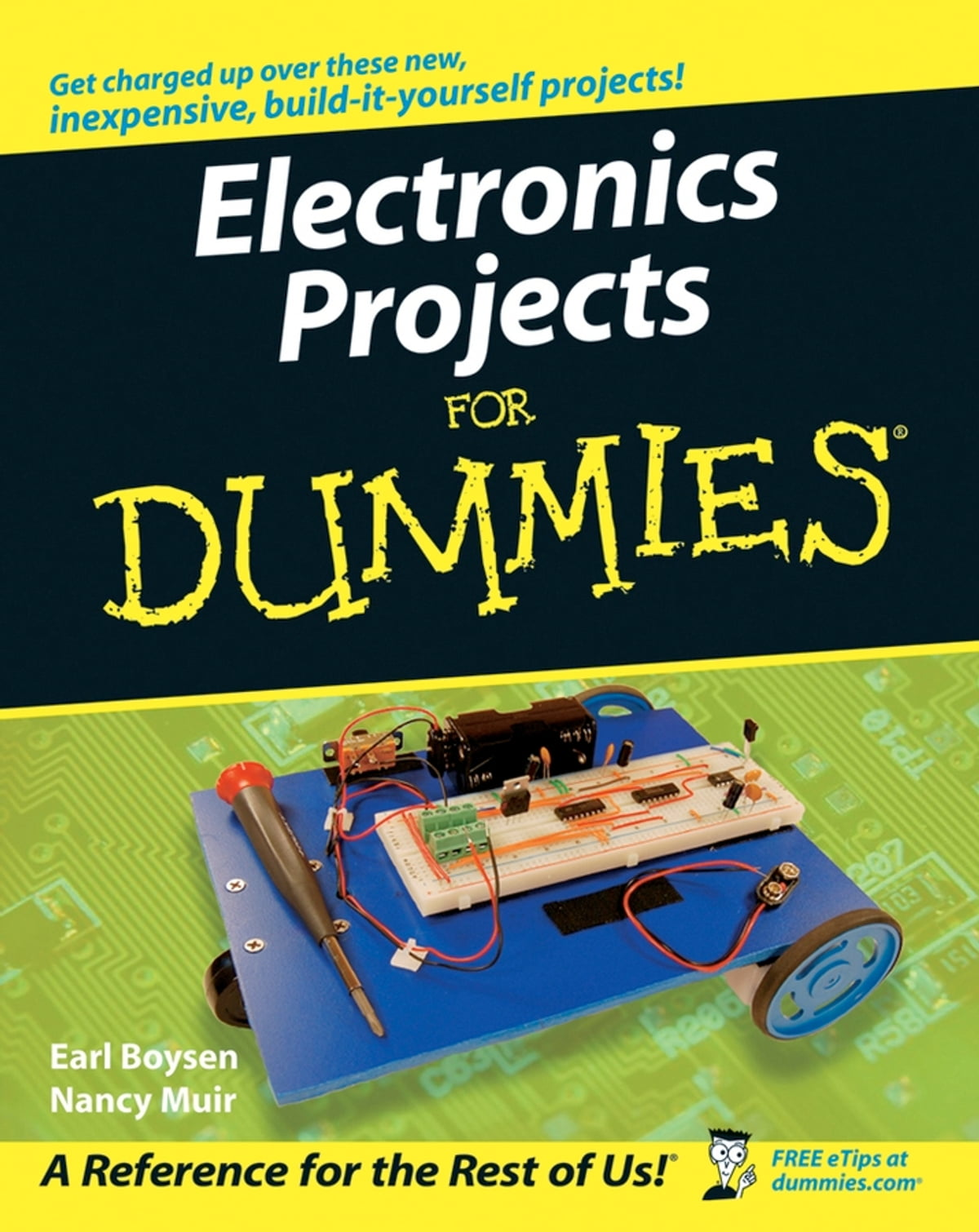 Electronics Projects For Dummies Ebook By Earl Boysen New Electronic Circuit 9781118044025 Rakuten Kobo
