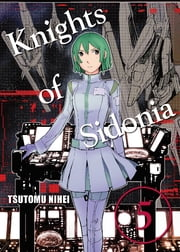 Knights of Sidonia - Volume 5 ebook by Tsutomu Nihei
