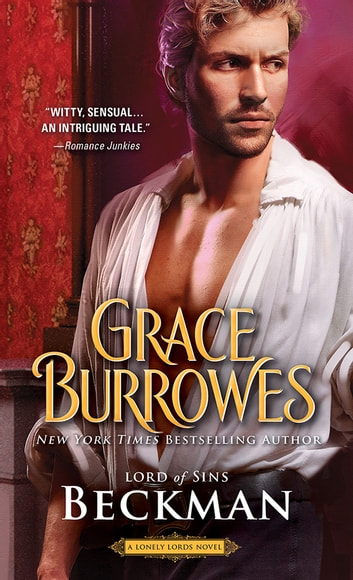 Beckman - Lord of Sins ebook by Grace Burrowes