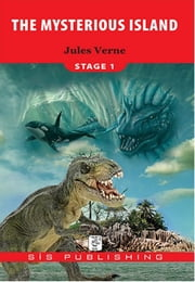 The Mysterious Island (Stage 1) ekitaplar by Jules Verne