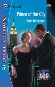 Prince of the City ebook by Nikki Benjamin