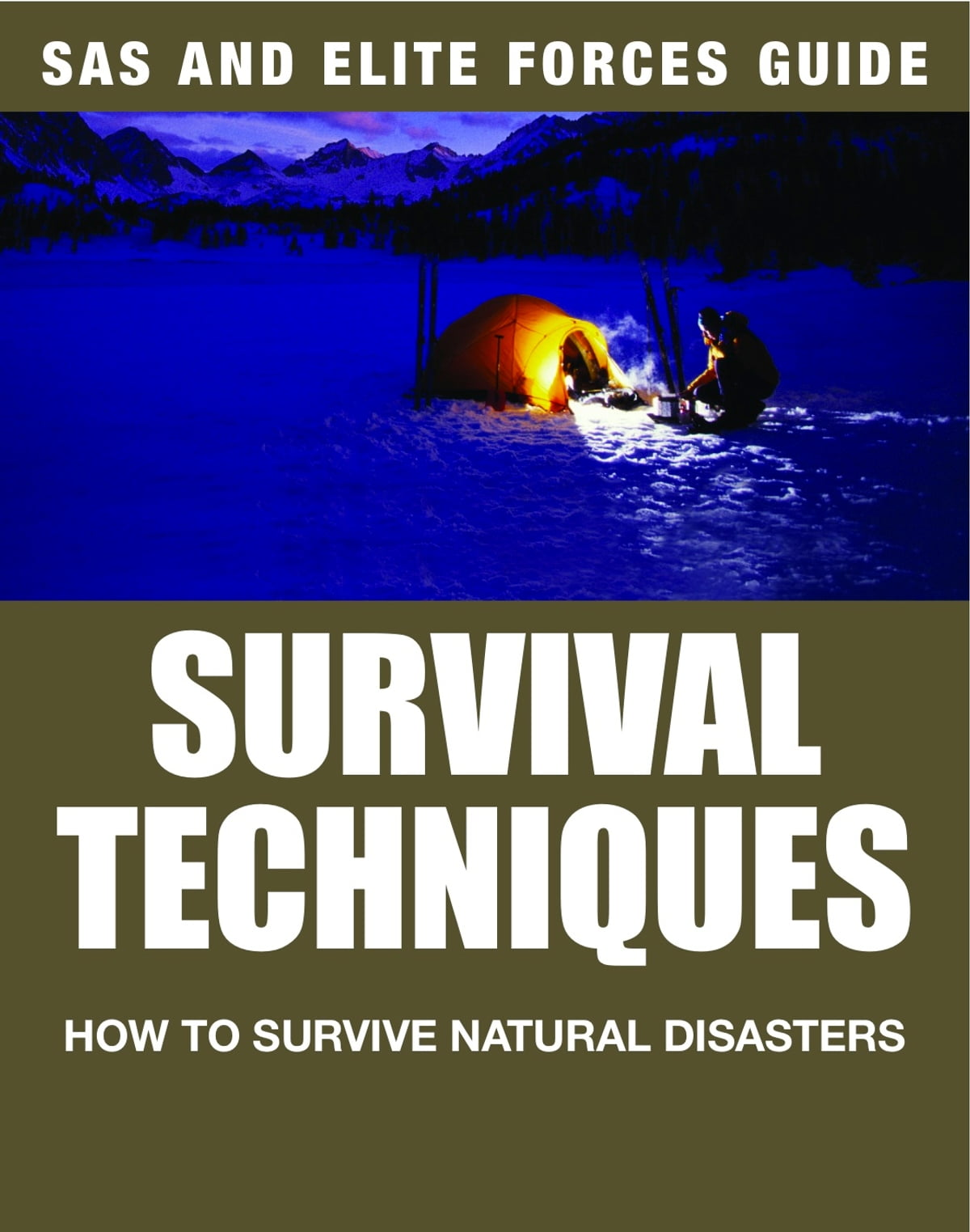 SAS and Elite Forces Guide: Survival Techniques eBook by Alexander Stilwell  - 9781908696052 | Rakuten Kobo