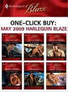 One-Click Buy: May 2009 Harlequin Blaze ebook by Jennifer LaBrecque, Jillian Burns, Debbi Rawlins,...