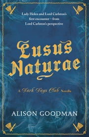 Lusus Naturae: A Dark Days Club Novella