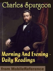 Morning And Evening: Daily Bible Readings (Mobi Classics) ebook by Charlos H. Spurgeon