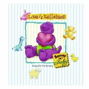 Barney: Love and Lullabies ebook by Davis, Guy