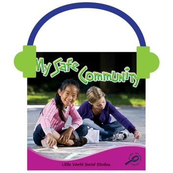 My Safe Community audiobook by Hord,Colleen