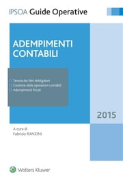 Adempimenti contabili ebook by Kobo.Web.Store.Products.Fields.ContributorFieldViewModel