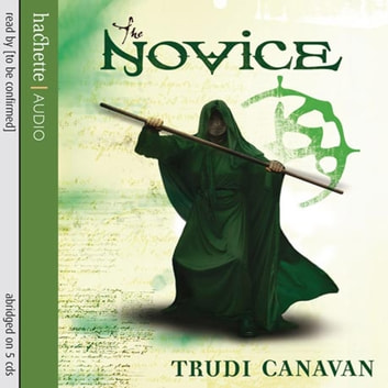 The Novice - Book 2 of the Black Magician audiobook by Trudi Canavan