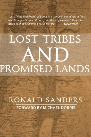 Lost Tribes and Promised Lands ebook by Ronald Sanders