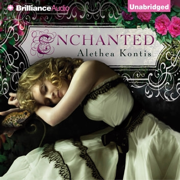 Enchanted audiobook by Alethea Kontis