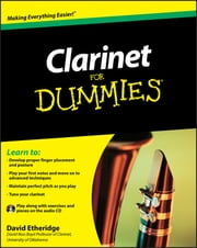 Clarinet For Dummies ebook by David Etheridge