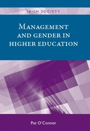 Management and gender in higher education ebook by Pat O'Connor