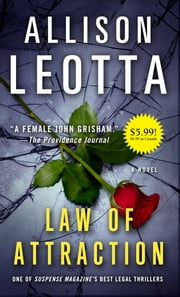 Law of Attraction - A Novel ebook by Allison Leotta